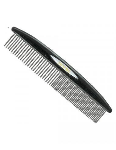"""Andis , Premium 7.5"""" Steel Comb, Black"""