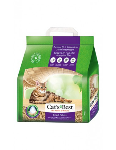 Cats Best Smart Pellet- 5 Kg (10 L)