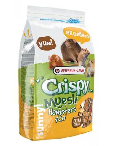 Versele Laga Crispy Muesli Hamsters & Co 2.75kg