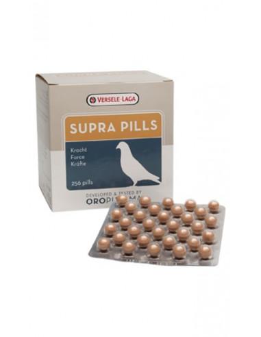 Versele Laga Bird Food Orpho Supra Pills 256 Tab