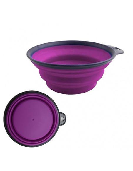 Pets Empire Travel Bowl Foldable