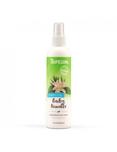 Tropiclean Baby Powder Pet Cologne Spray 236 ml