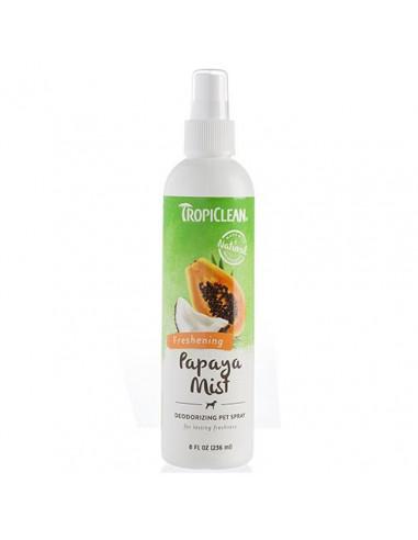 Tropiclean Papaya Mist  Pet Cologne Spray 236 ml