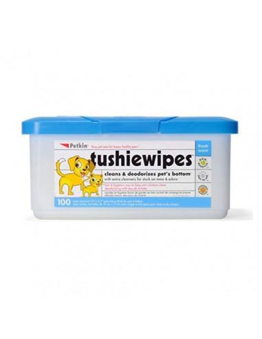 PetKin Tushie Wipes 100 Wipes