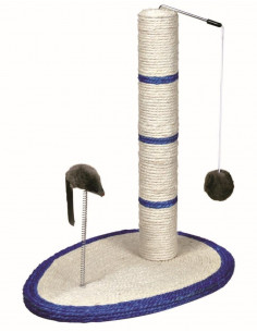 Trixie Scratch Me Post Cat Toy  40Lx30W cm, Post ø 7 cm, Ht. 50cm