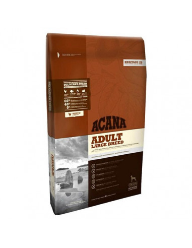 Acana Adult Large Breed Dog Food 11.4 Kg