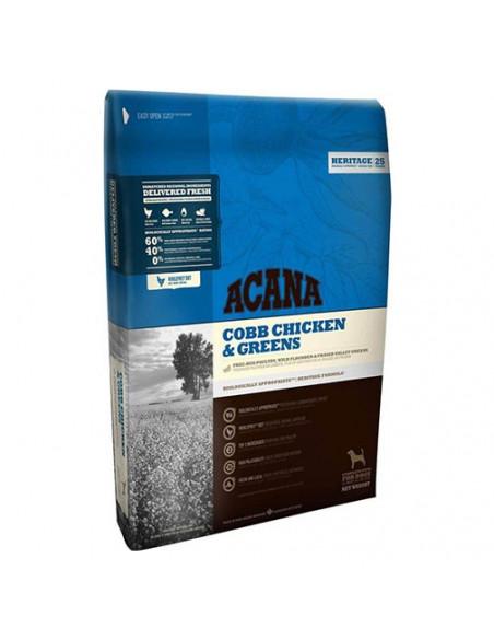 Acana Cobb Chicken & Greens Dog Food 6 Kg