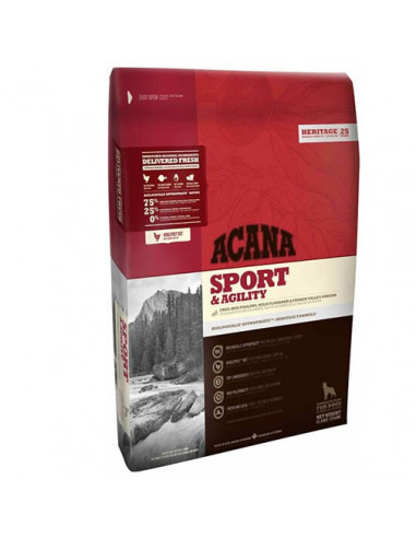 Acana Sport & Agility Dog Food 11.4 Kg