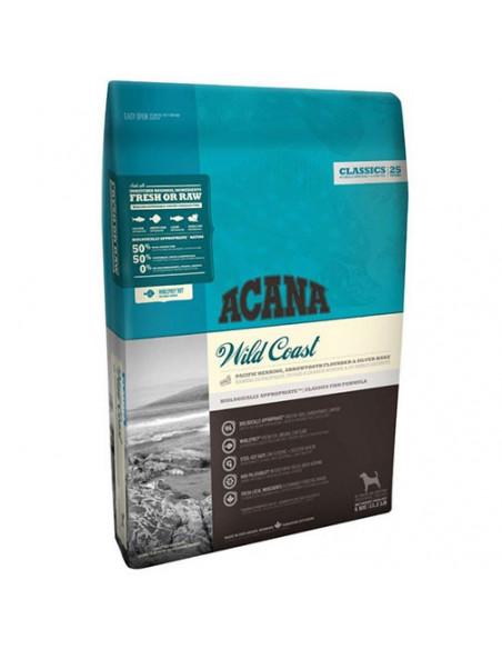 Acana Classic Wild Coast Dog Food 17 Kg