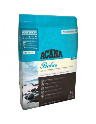 Acana Pacifica Cat Food 1.8 Kg