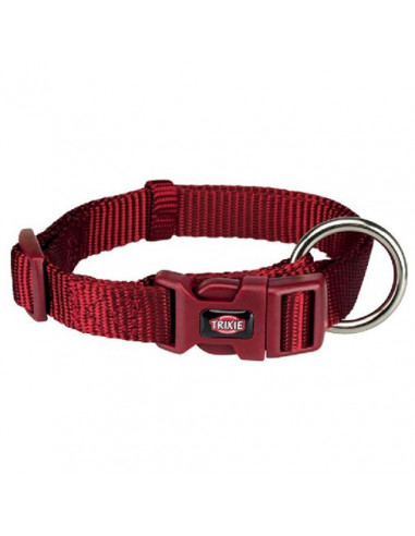 Trixie Germany Primium Collar Burgundy