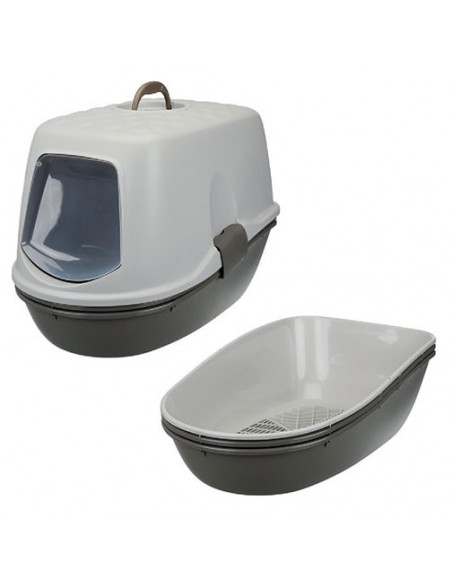 Trixie Germany berto Top Litter Tray, Three part, With Separating System