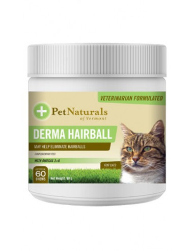 Pet Natural Hairball For Cats 90gm