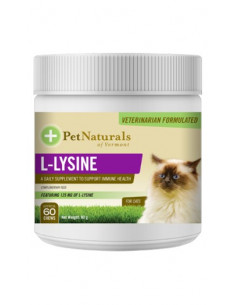 Pet Natural L-Lysine For Cats