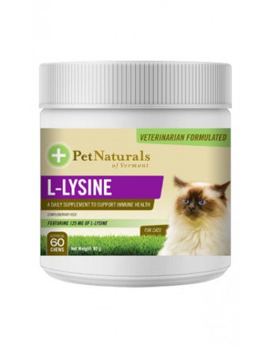 Pet Natural L-Lysine For Cats 90 gm at lowest price