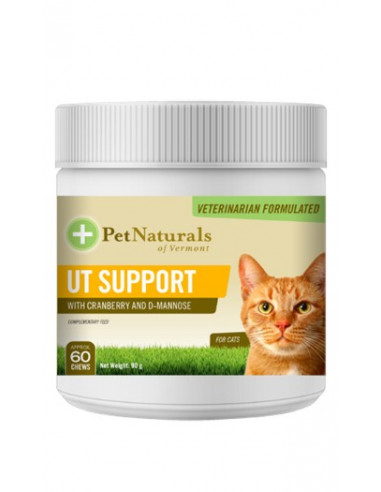 Pet Natural UT Support For Cats 90gm
