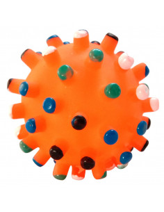 Pawzone Ball for Dogs (Color May vary)