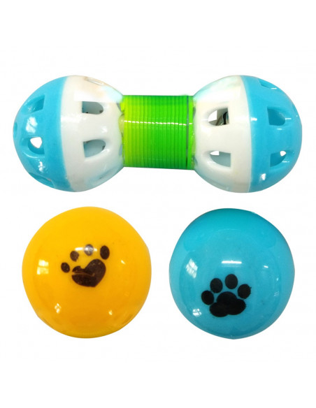 Pets Empire Grey ball Toys For Cats