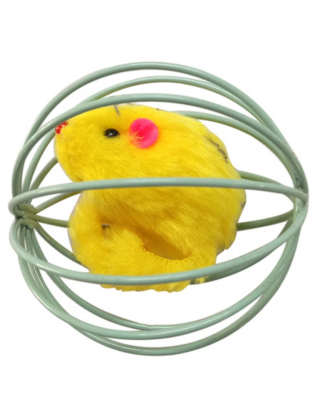 Pets Empire Cage Mouse Toy For Cats