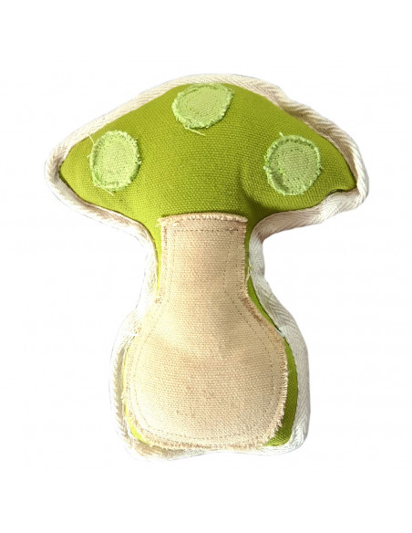 Pets Empire Flannel Toy Mushroom