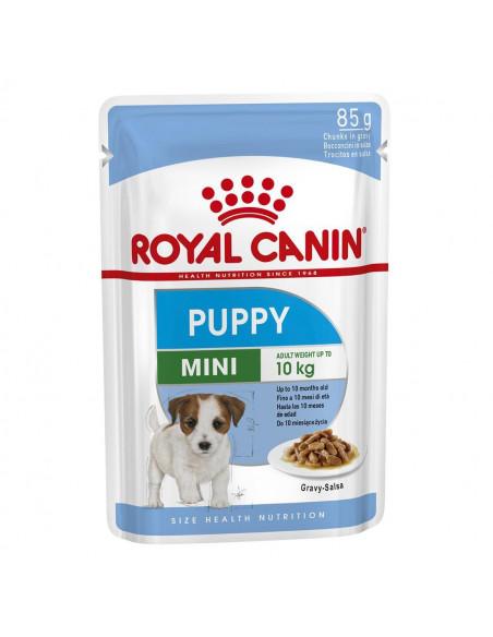 Royal Canin Puppy Mini Wet Pouches (12 Pouches) 1.02kg