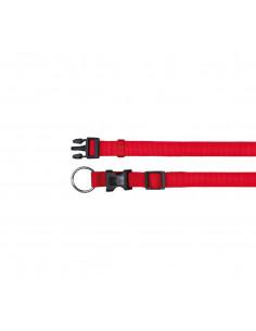 Trixie Classic Dog Collar - Medium - 20 mm - Red