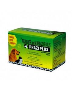 Petcare Praziplus Dewormer For Dog, 10 Tablets