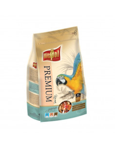 Vitapol Premium Food For Big Parrots 750gm