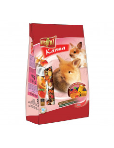 Vitapol Fruit Food For Rabbit, 400gm