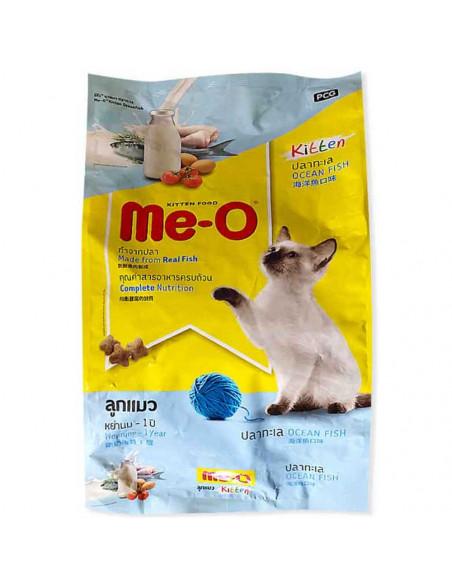 Me-o Kitten Ocean Fish 2.8Kg
