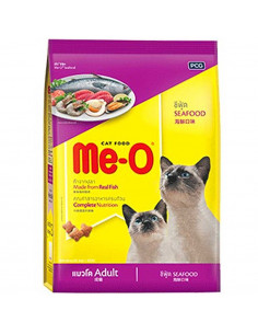 Me-o Adult Cat Food Sea Food 20 Kg