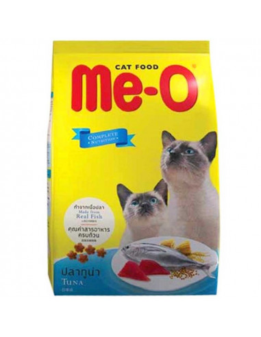 Me-o Cat Food Tuna, 7Kg