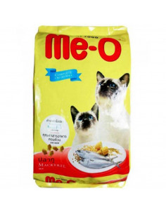 Me-o Cat Food Mackerel, 3 Kgs