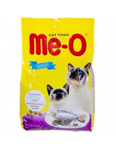Me-o Seafood Cat Food, 3Kg