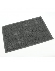 Trixie Cat Litter Tray Mat, Dark Grey