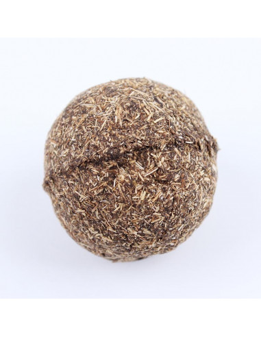 Trixie Catnip Ball with Bell Cat Toy