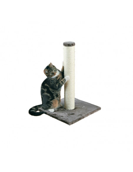 Trixie Parla Scratching Post for Cats, Platinum Gray 40Lx40Wx62H cm