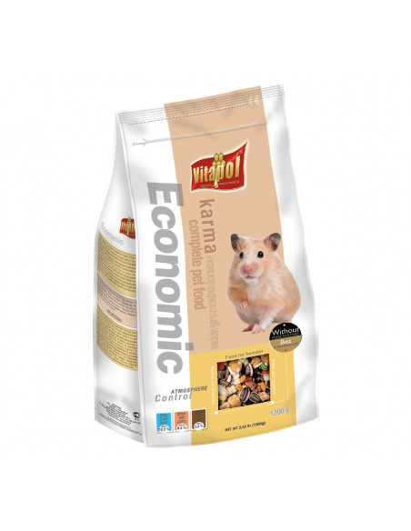 Vitapol Economic Food For Hamster 1.2kg