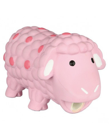 Trixie Sheep Original Animal Sound Latex Dog Toy 14 cm