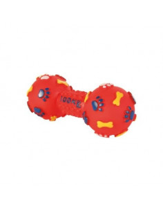 Trixie Dumbbell Vinyl Dog Toy, Small