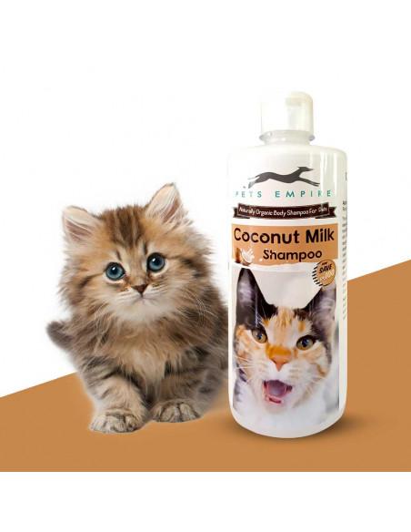 Pets Empire Coconut Milk Cat Shampoo