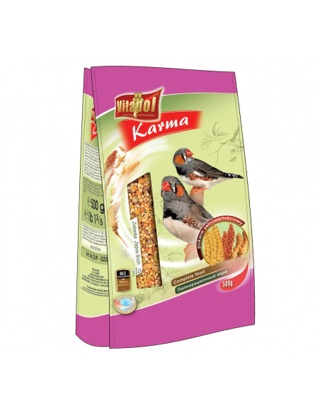 Vitapol Food For Zebra Finch 500gm