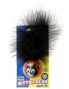 Petsport Kitty Freak Ladybug