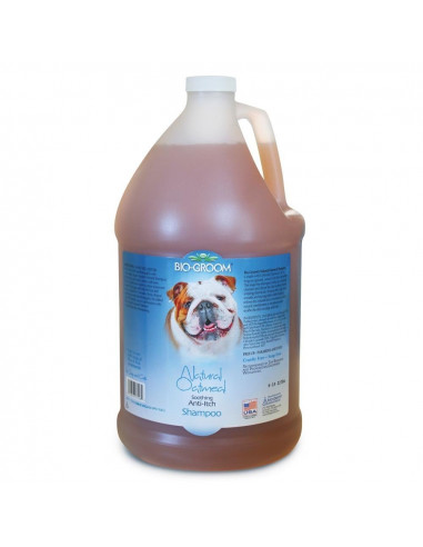 Natural Oatmeal Soothing Shampoo Gallon