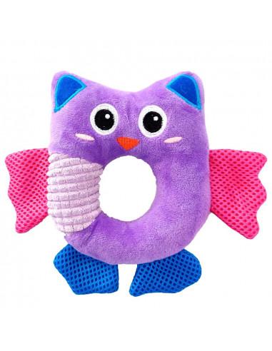 Nootie Cat Shape Round Toy