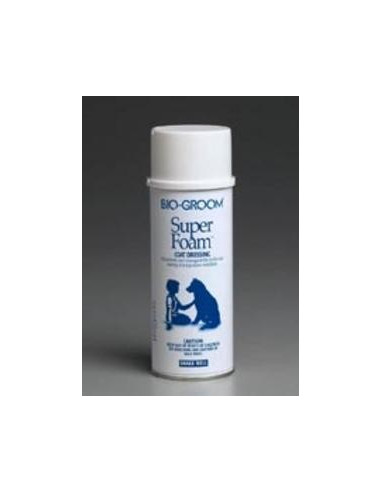 Bio-Groom Super Foam Coat Dressing 425gm