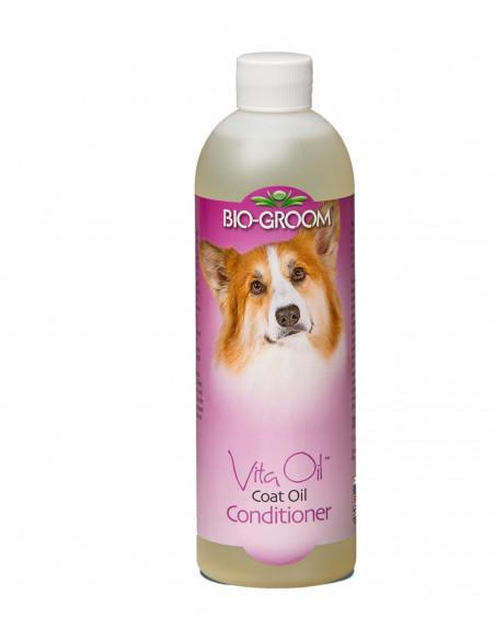 Bio-Groom Vita Oil Coat Conditioning Oil 473ml