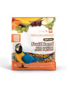 ZuPreem Fruit Blend Premium Food For Large Bird, 1.58Kg