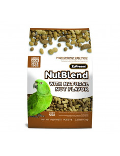ZuPreem Nut Blend Food For Parrot, 1.47Kg
