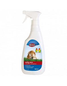 Trixie Cage Clean Spray for Birds & Small Animal Homes, 500 ml